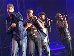 Backstreet Boys: BHs fliegen immer noch