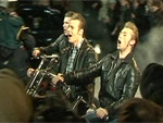 The Baseballs: Exklusive Gold-Show in Hamburg