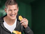 Bastian Schweinsteiger: Der Mann mit den Chips