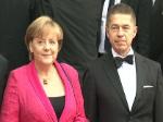 Bayreuther Festspiele eröffnet: Die Kanzlerin in Pink, Veronica Ferres küsst!