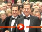 Guido Westerwelle und Horst Seehofer bei den Bayreuth-Festspielen 2011