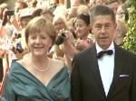 Wagner-Festspiele in Bayreuth 2012: Die Kanzlerin sorgt für Getuschel