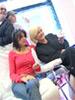 Beauty-Tox: Gerit Kling und Angelika Milster beim Anti-Falten-Test!