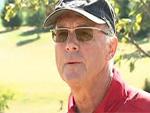 Charity-Golf Turnier: Franz Beckenbauer sportlich und Thomas Gottschalk im neuen Look!