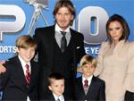 David und Victoria Beckham: Planen sie Olympia-Baby?
