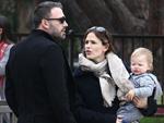Ben Affleck und Jennifer Garner: Lassen Sohn Samuel taufen