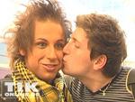 Benny Kieckhäben wieder solo: Kuss-Angriff im Shoppingcenter!
