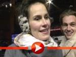 Saralisa Volm über den Nackt-Protest von Klaus Lemke