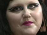 Beth Ditto: Schweißtreibende Make-up-Präsentation in Berlin