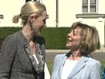 Neue First Lady trifft ihre Vorgängerin: Bettina Wulff übergibt UNICEF-Job an Daniela Schadt