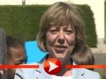 Daniela Schadt ist die neue UNICEF-Schirmherrin