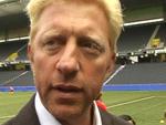 Boris Becker: Ist ein dankbarer Mann
