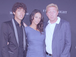Boris Becker: Spaßveranstaltung Fashion Week