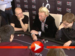 Boris Becker pokert