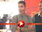 Shane Lynch von Boyzone spricht über seine Tattoos