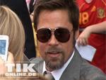 Brad Pitt: Ignoriert Klatsch-Geschichten