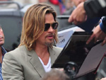 Brad Pitt: Bald in 'Candy Store'?