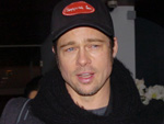 Brad Pitt: Kunst-Shopping in Basel