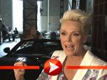 Brigitte Nielsen übers Autofahren, Krisen und die Liebe zu Ehemann Mattia