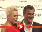 Brigitte Nielsens Red Carpet Comeback mit Ray Stevenson