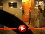 Britney Spears checkt im Hotel ein