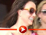 Britney Spears sorgt für Kreischalarm in Berlin
