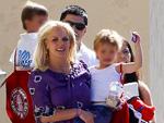 Britney Spears: Ihre Söhne sind geborene Entertainer