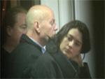 Bruce Willis: Mit Ehefrau Emma in Berlin gelandet!