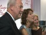 Überraschungsbesuch: Caroline von Monaco zwischen Kunst und Champagner in Berlin!