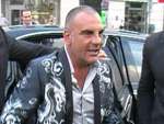Christian Audigier: Abendessen in Berlin