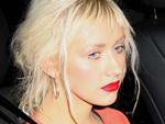 Christina Aguilera: Das letzte Jahr war hart