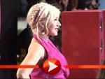 Christina Aguilera: Friert für ihre Fans!