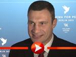 Vitali Klitschko: So kann jeder etwas für den Frieden tun