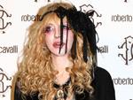 Courtney Love: Ehrenmitgliedschaft am College