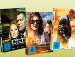 Neues Futter für CSI-Fans: Aktuelle DVD-Boxen erschienen