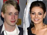 Macaulay Culkin und Mila Kunis: Trennung nach acht Jahren!