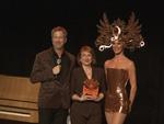Berliner East End: Striptease und ein Preis für Dagmar Manzel