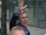 Harrison Ford und Daniel Craig: Nahmen sicherheitshalber einen Flug früher