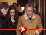 Daniel Craig turtelt mit Rachel Weisz in Berlin