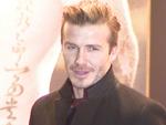 David Beckham: Dank Tom Cruise bald Action-Star?