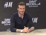 David Beckham: Wünscht sich Superkräfte