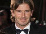 David Beckham: Ist sein eigener Frisör