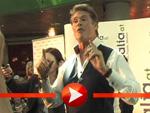 David Hasselhoff lässt sich in Salzburg feiern!