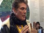 David Hasselhoff: TV-Bademeister hat Angst vor Wasser