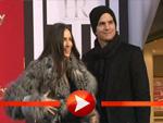Demi Moore und Ashton Kutcher lassen sich in Linz feiern