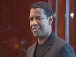 Denzel Washington: Posiert ohne John Travolta in Berlin