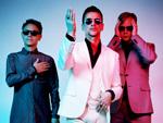 Depeche Mode: Grüßen von Platz eins der Charts