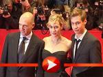 Kate Winslet im sexy schwarzen Kleid auf dem Berlinale-Teppich!
