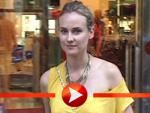 Diane Kruger auf Shopping-Tour durch Berlin