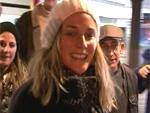 Diane Kruger: Mit Mütze, Schal und Winterjacke in Berlin gelandet!